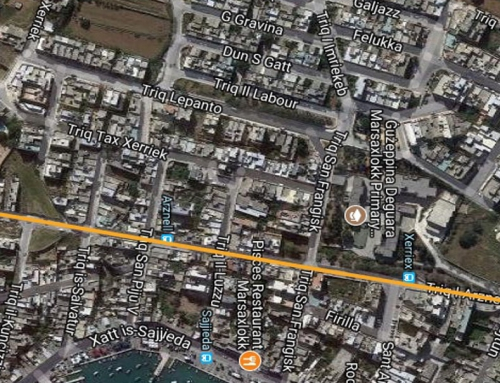 Network upgrade works at Marsaxlokk this weekend
