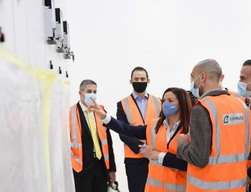 An investment of €7 million in the Paceville Distribution Center to strengthen the electricity supply in St. Julian's, Sliema and Gżira